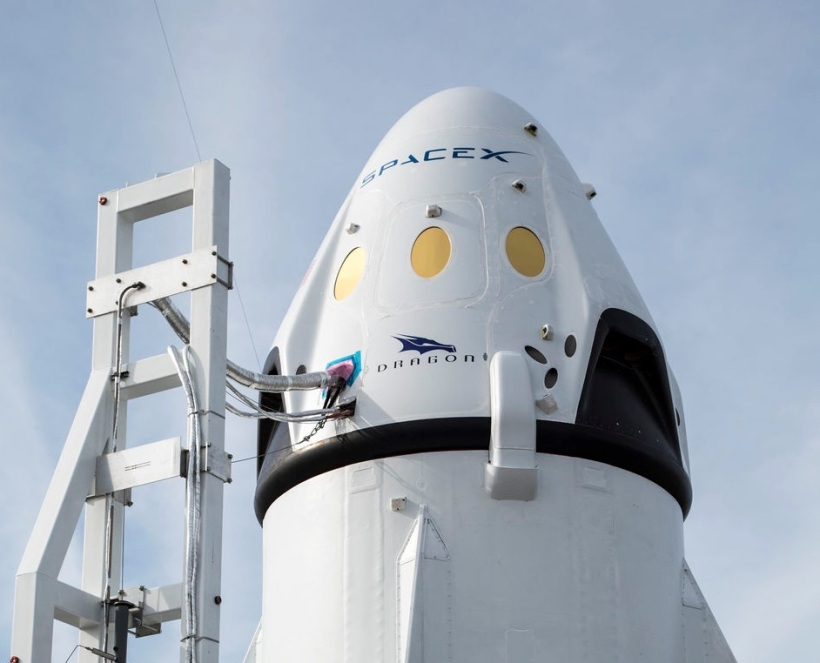 SpaceX Dragon 1