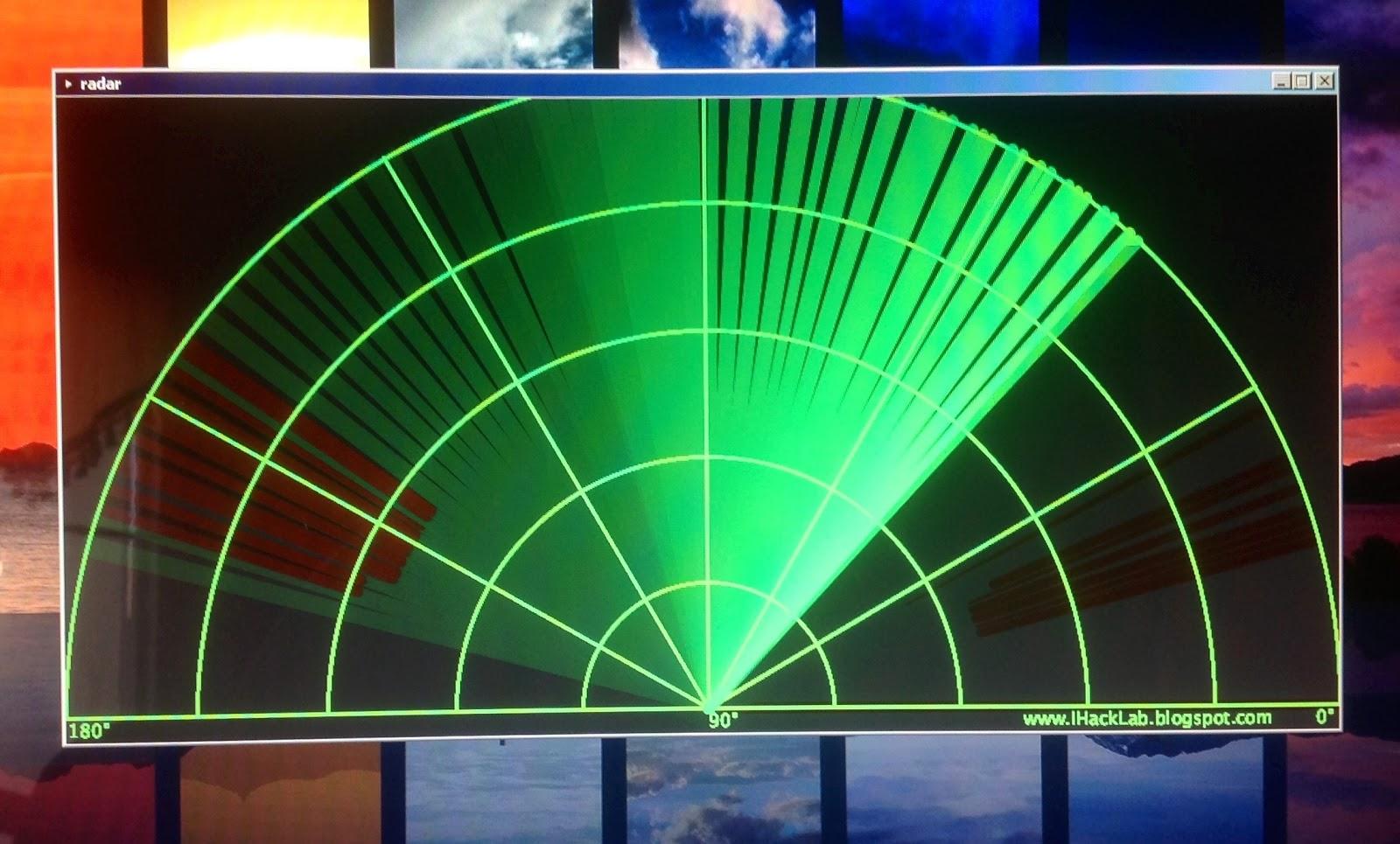 radar using arduino uno and processing pdf